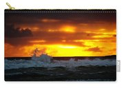Pacific Sunset Drama Carry-all Pouch