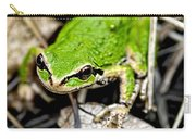 Pacific Tree Frog 2a Carry-all Pouch