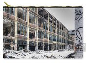 Packard Plant Detroit Michigan - 12 Carry-all Pouch