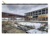 Packard Plant Detroit Michigan - 7 Carry-all Pouch