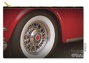 Packard Wheel Carry-all Pouch