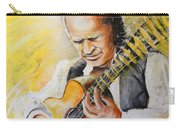 Paco De Lucia Carry-all Pouch