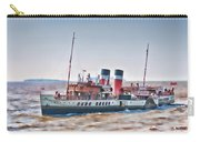 Paddle Steamer Waverley Carry-all Pouch