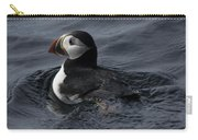 Paddling Puffin Carry-all Pouch