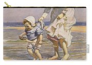 Paddling Carry-all Pouch by William Kay Blacklock