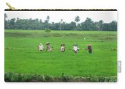 Paddy Field Workers Carry-all Pouch