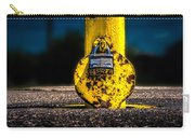 Padlock Number Two Carry-all Pouch by Bob Orsillo