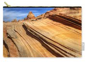 Pages From Natures Story Carry-all Pouch by Bob Christopher