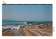 Pages Into The Sea No1 Carry-all Pouch