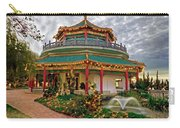 Pagoda In Norfolk Virginia Carry-all Pouch