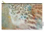 Paint Me A Cheetah Carry-all Pouch