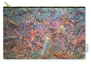 Paint Number 37 Carry-all Pouch by James W Johnson