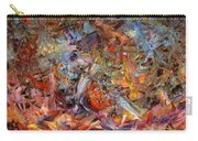Paint Number 43a Carry-all Pouch by James W Johnson