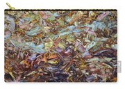 Paint Number 51 Carry-all Pouch by James W Johnson