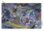 Paint Number 57 Carry-all Pouch by James W Johnson