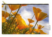 Paint The Desert With Poppies  Carry-all Pouch