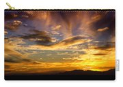 Painted By Mother Nature  Carry-all Pouch