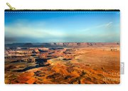 Painted Canyonland Carry-all Pouch