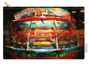 Painted Casino Carry-all Pouch