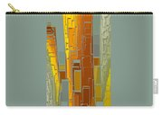 Painted City - Fantasy Cityscape Carry-all Pouch