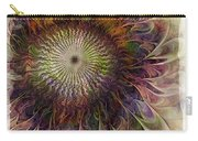 Painted Daisy Carry-all Pouch