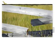 Painted Fence Carry-all Pouch