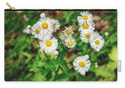Painted Fleabane Carry-all Pouch
