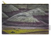 Painted Hills Bloom Carry-all Pouch
