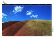 Painted Hills Blue Sky 1 Carry-all Pouch