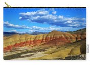 Painted Hills Blue Sky 3 Carry-all Pouch