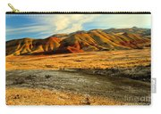 Painted Hills Sunset Carry-all Pouch