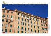 painted homes in Camogli Carry-all Pouch