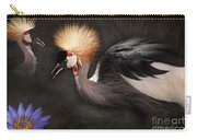 Painted Islands Of Summer Lilies Carry-all Pouch by Sharon Mau