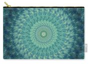 Painted Kaleidoscope 7 Carry-all Pouch