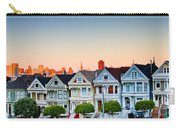 Painted Ladies Carry-all Pouch