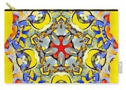 Painted Lotus Xiii Carry-all Pouch