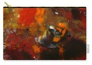 Painted Man Carry-all Pouch