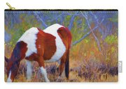 Painted Marsh Mare Carry-all Pouch