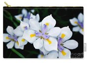 Painted Petals Carry-all Pouch