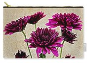 Painted Pink Bouquet Carry-all Pouch