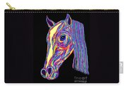 Painted Pony Carry-all Pouch