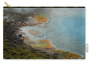 Painted Pool Of Yellowstone Carry-all Pouch