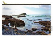 Painted Seascape Carry-all Pouch