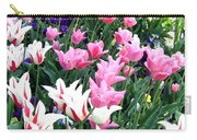Painted Spring Exhibit Carry-all Pouch