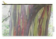 Painted Tree Carry-all Pouch