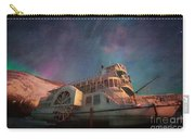 Painterly Northern Lights Carry-all Pouch