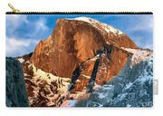 Painting Half Dome Yosemite N P Carry-all Pouch