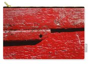 Painting It Red Carry-all Pouch