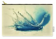 Painting Of Fresh Water Splash Carry-all Pouch