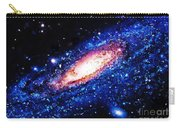 Painting Of Galaxy Carry-all Pouch
